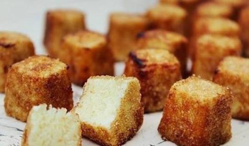 how to make toasted pastillas