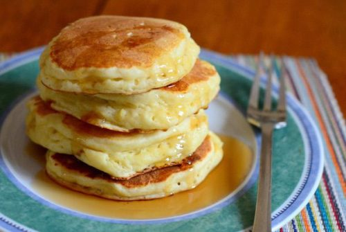 Easy soft fluffy pancakes recipe ang sarap recipes soft fluffy pancakes recipe ccuart Images