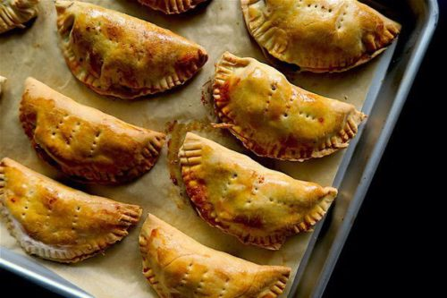 how to make empanada dough filipino style