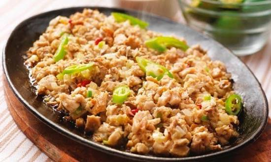 Easy Sizzling Chicken Sisig Recipe Ang Sarap Recipes