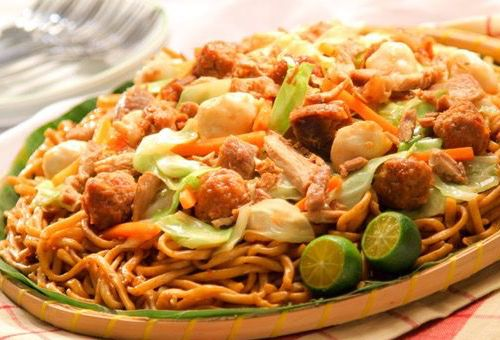 Easy Pancit Miki Guisado Recipe Ang Sarap Recipes
