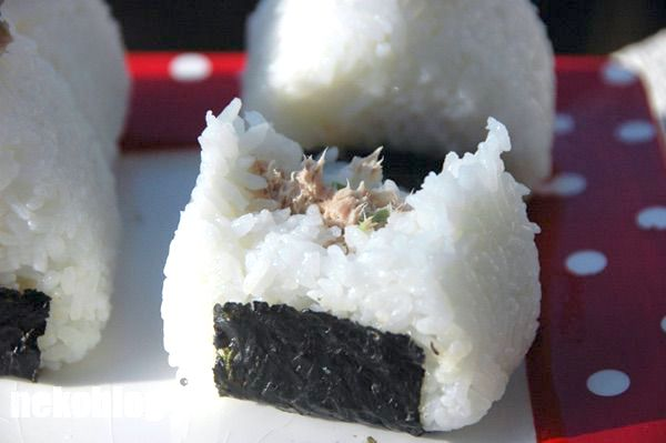 Easy Tuna Mayo Rice Balls Japanese Onigiri Recipe Ang Sarap Recipes
